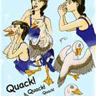 Duck girl copy by Cayuga