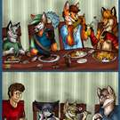 At the 24 Hour TF Diner by Spacecat