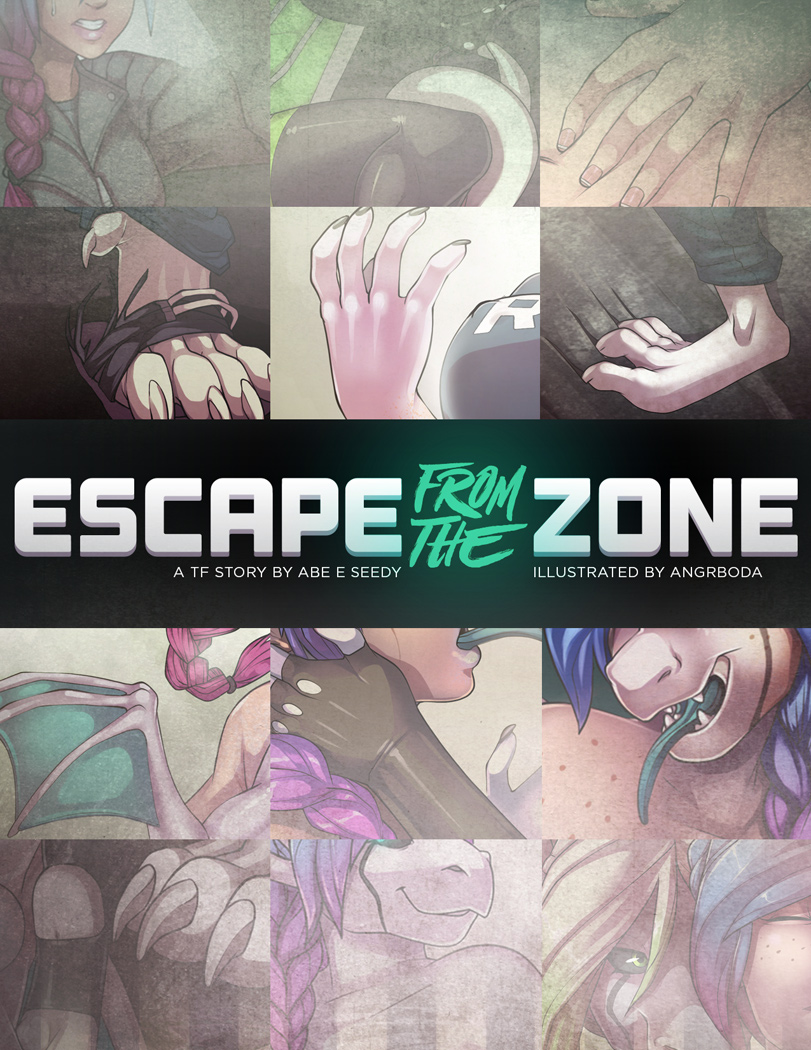 Escape from the Zone by Angrboda