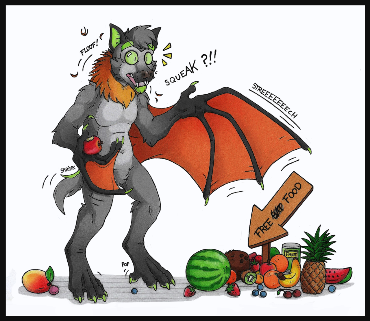 You're what you eat - Froot by Danwolf