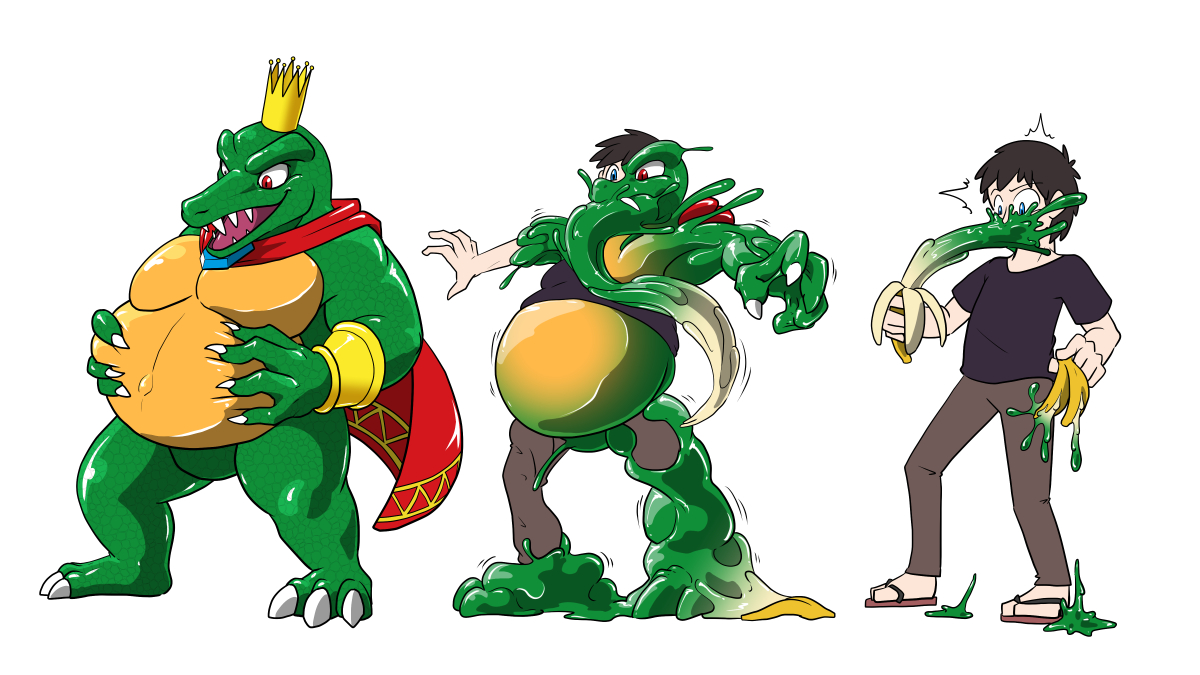 King K. Rool gooTF by Kaju