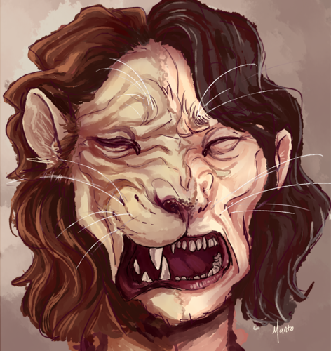 Lion tf by Noite Azul