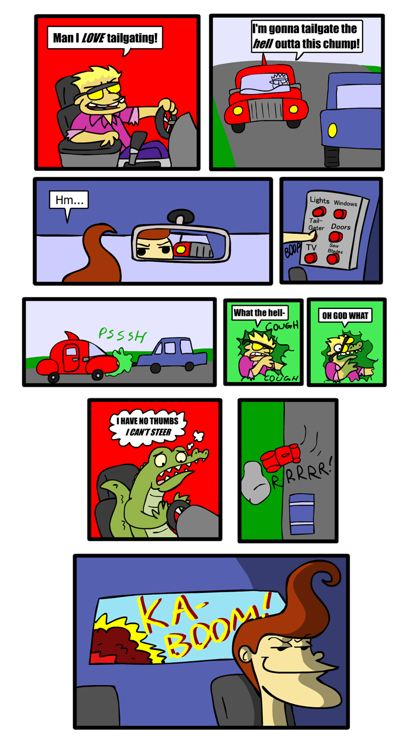 Gator Tails - Episode 1 by RushEloc