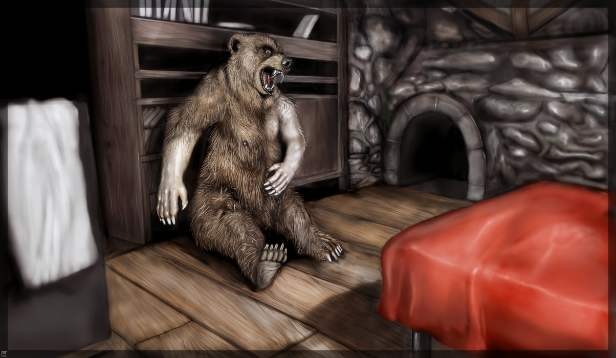 Basement Bear by Splice
