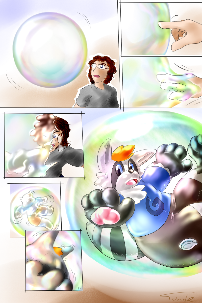 Pool Toy Bubble by Tonde