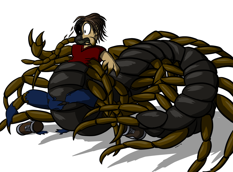 Centipeded By Virmir Transfur
