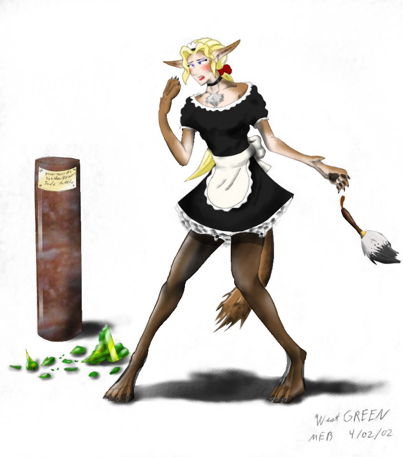 maidamess by WestGREEN